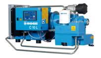 Dòng máy trục vít BOGE Công suất: 4-20HP