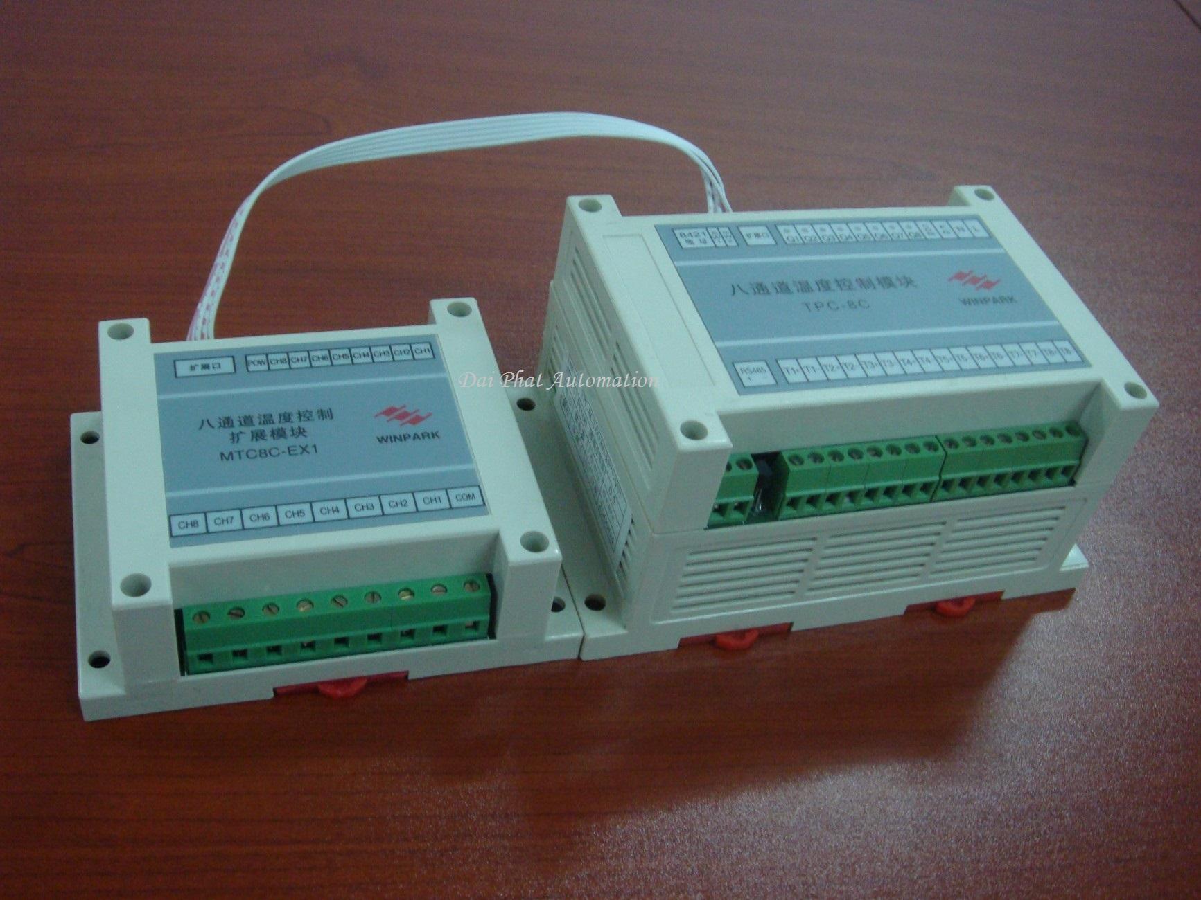Bộ điều khiển nhiệt đa kênh dòng TPC