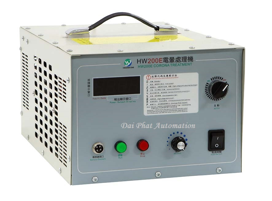 Bộ xử lý Corona 220V/3KW/ 8-25KHz