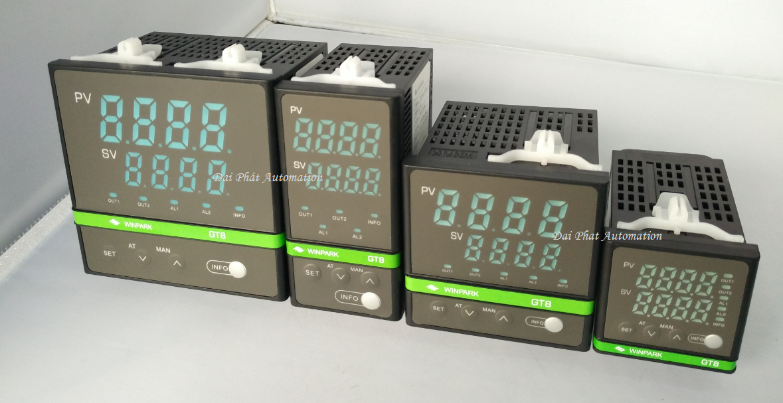 Đồng hồ nhiệt dòng GT8