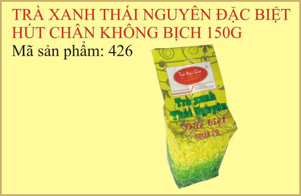 Trà xanh Thái Nguyên đặc biệt