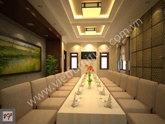 Nhà hàng - Khách sạn