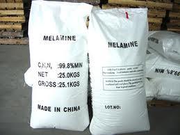 Hóa chất Melamine