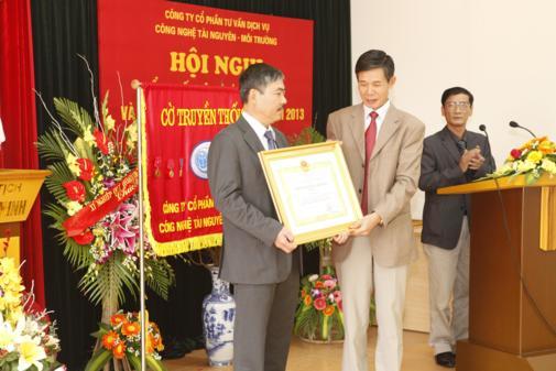 Hội nghị tổng kết côgn tác năm 2012