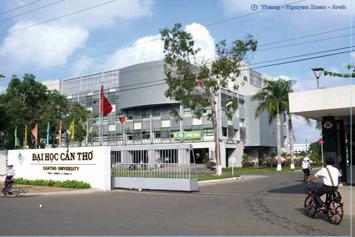 Trung tâm học liệu ĐH Cần Thơ