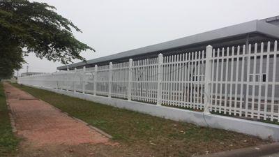 Hàng rào nhà máy
