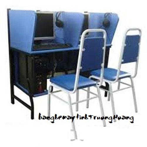 Bàn ghế phòng tin học