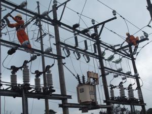 Lắp Đặt Mạng Lưới Điện