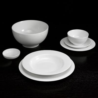 Bát đĩa sứ