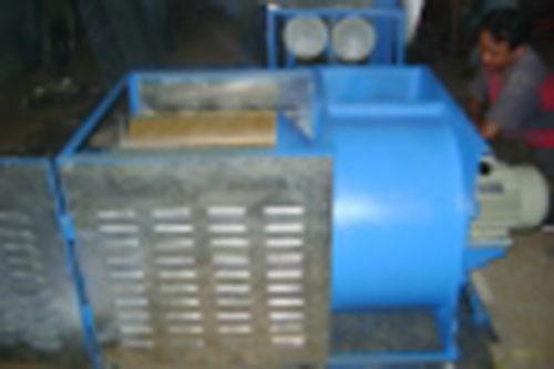 Lắp hệ thống quạt cấp khí sạch