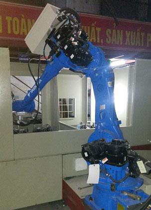 Robot mai Yaskawa