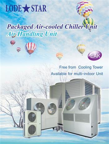 Chiller giải nhiệt bằng khí
