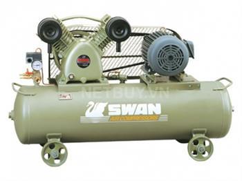 Máy nén khí bán tự động Swan SVU 203