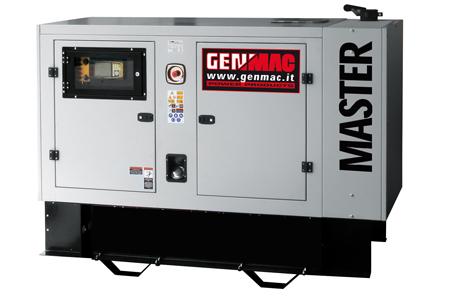 Máy phát điện Genmac