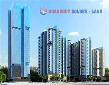 Golden Land Hoàng huy Tower