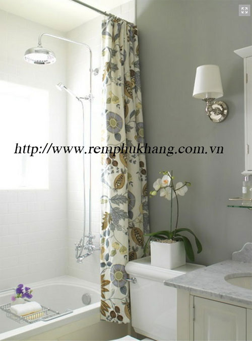 Rèm phòng tắm 1