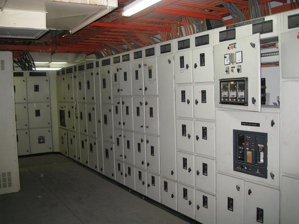 Thi công tủ điện KTS