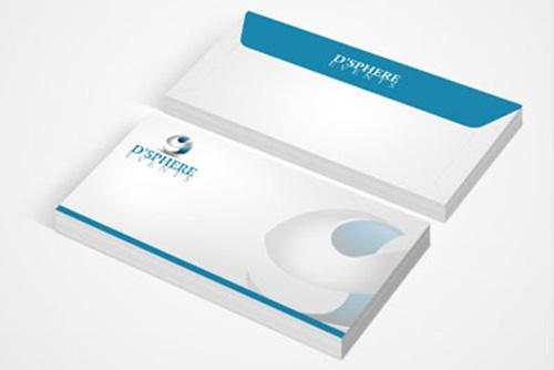 Thiết kế và in ấn phong bì