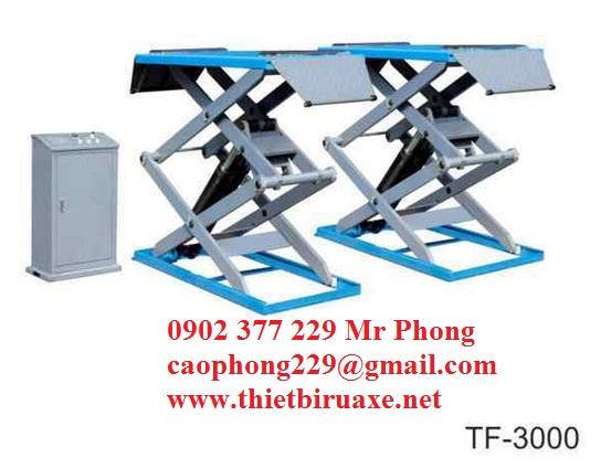Cầu nâng kiểu xếp TF3000
