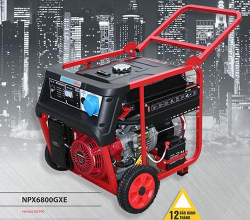 Máy phát điện NPX6800 GXE