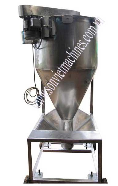 Máy trộn bột cà phê