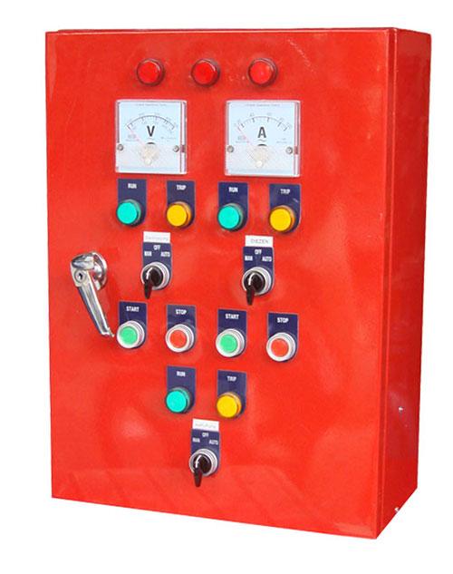 Tủ điều khiển chữa cháy