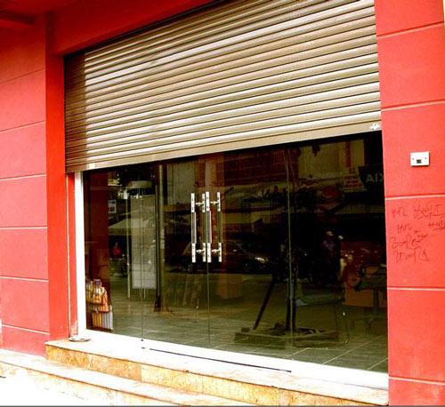 Cửa cuốn chống cháy (CC03 - C)