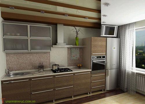 Tủ bếp<br> (DT - TB 03)
