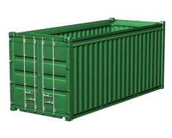 Container 20 Feet Opentop