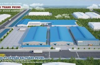 Nhà máy liên doanh DTP - HASUNG VINA