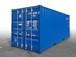 Container khô mới