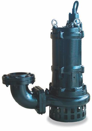 Bơm chìm nước thải Model Sewage - SPCO