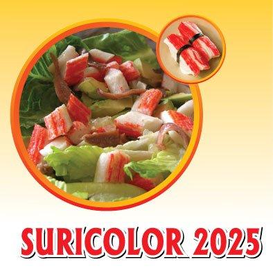 SURICOLOR2025 (Màu đỏ Surimi)