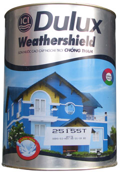 ICI Dulux Weathershield chống thấm