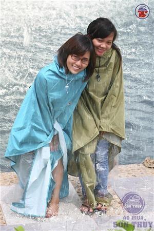 Áo mưa siêu nhẹ