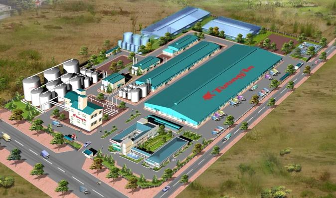 Nhà máy dầu thực vật Tường An