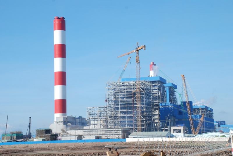 Nhà máy nhiệt điện duyên hải 3 mở rộng