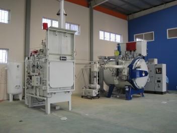 Hệ thống xử lý nhiệt