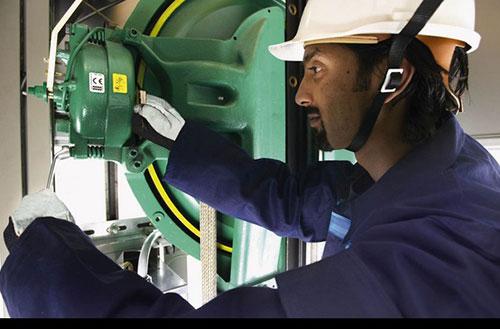 Bảo trì, sửa chữa thang máy