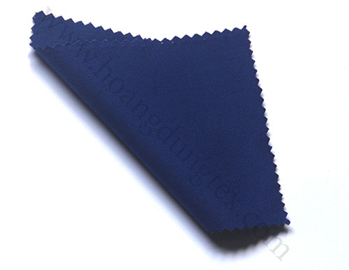 Vải LP097 100% cotton xanh dương