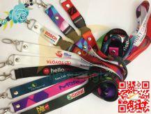 Dây đeo thẻ hội nghị Vip