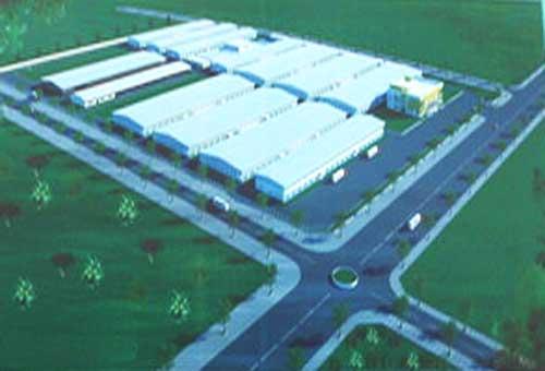Nhà máy sản  xuất LongFa