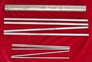 Tungsten Copper Alloy Rods