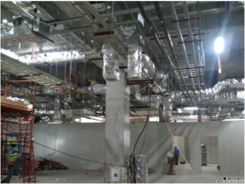 TK - TC hệ thống điều hòa thông gió