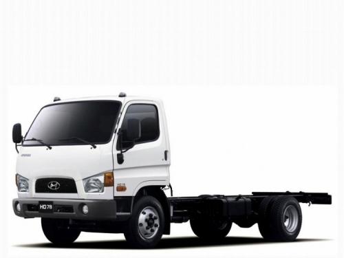 Xe tải Hyundai 4.5 tấn