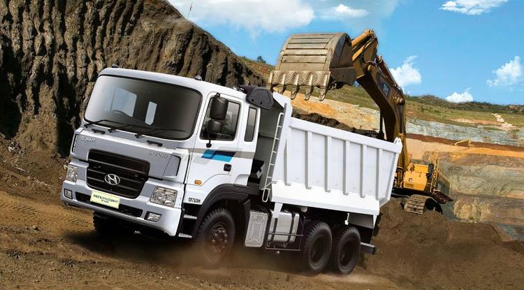 Xe tải Hyundai 15 tấn