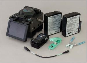 Hàn nối xử lý cáp quang