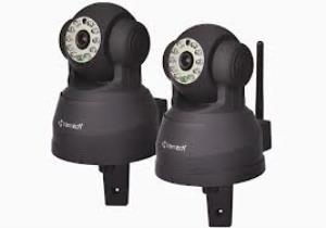 Camera IP hồng ngoại xoay Vantech VT-6200W