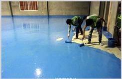 Sơn sàn bê tông