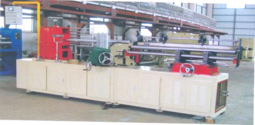 Máy làm lõi giấy